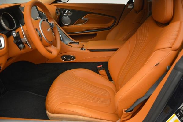 Used 2018 Aston Martin DB11 V12 Coupe for sale Sold at Bugatti of Greenwich in Greenwich CT 06830 15