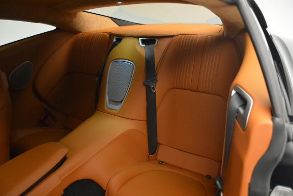 Used 2018 Aston Martin DB11 V12 Coupe for sale Sold at Bugatti of Greenwich in Greenwich CT 06830 18