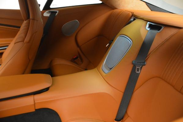 Used 2018 Aston Martin DB11 V12 Coupe for sale Sold at Bugatti of Greenwich in Greenwich CT 06830 19