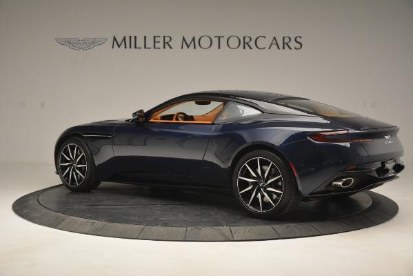 Used 2018 Aston Martin DB11 V12 Coupe for sale Sold at Bugatti of Greenwich in Greenwich CT 06830 4