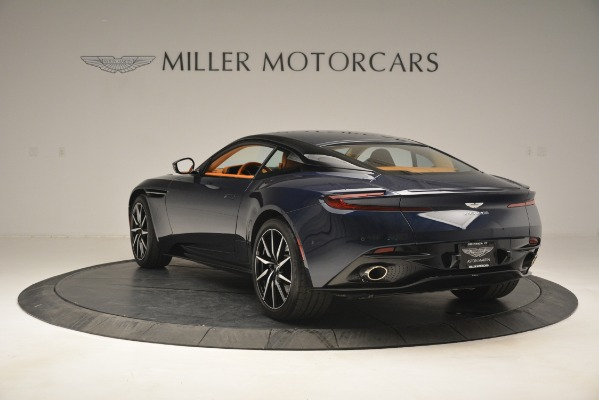 Used 2018 Aston Martin DB11 V12 Coupe for sale Sold at Bugatti of Greenwich in Greenwich CT 06830 5