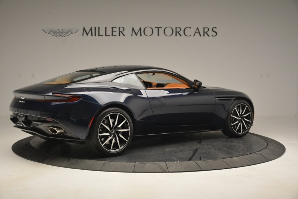 Used 2018 Aston Martin DB11 V12 Coupe for sale Sold at Bugatti of Greenwich in Greenwich CT 06830 8