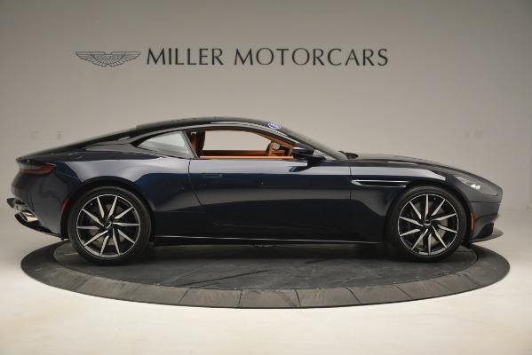 Used 2018 Aston Martin DB11 V12 Coupe for sale Sold at Bugatti of Greenwich in Greenwich CT 06830 9