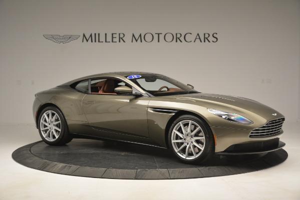Used 2018 Aston Martin DB11 V12 Coupe for sale Sold at Bugatti of Greenwich in Greenwich CT 06830 10