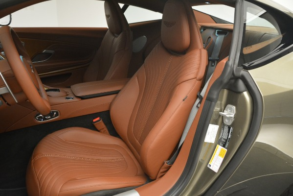 Used 2018 Aston Martin DB11 V12 Coupe for sale Sold at Bugatti of Greenwich in Greenwich CT 06830 17