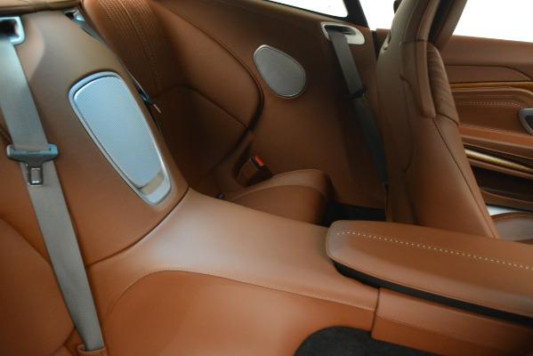Used 2018 Aston Martin DB11 V12 Coupe for sale Sold at Bugatti of Greenwich in Greenwich CT 06830 21