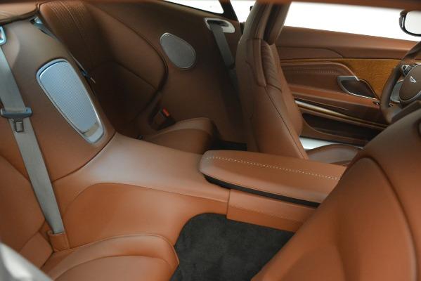 Used 2018 Aston Martin DB11 V12 Coupe for sale Sold at Bugatti of Greenwich in Greenwich CT 06830 22