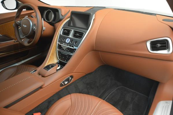 Used 2018 Aston Martin DB11 V12 Coupe for sale Sold at Bugatti of Greenwich in Greenwich CT 06830 23