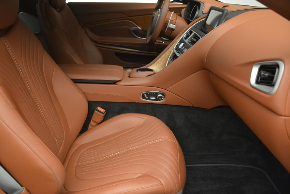 Used 2018 Aston Martin DB11 V12 Coupe for sale Sold at Bugatti of Greenwich in Greenwich CT 06830 24