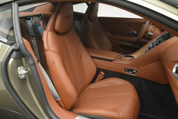 Used 2018 Aston Martin DB11 V12 Coupe for sale Sold at Bugatti of Greenwich in Greenwich CT 06830 25