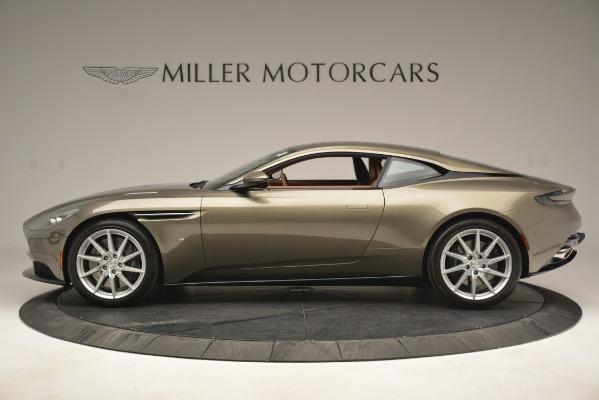 Used 2018 Aston Martin DB11 V12 Coupe for sale Sold at Bugatti of Greenwich in Greenwich CT 06830 3