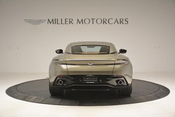 Used 2018 Aston Martin DB11 V12 Coupe for sale Sold at Bugatti of Greenwich in Greenwich CT 06830 6