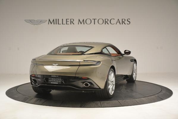 Used 2018 Aston Martin DB11 V12 Coupe for sale Sold at Bugatti of Greenwich in Greenwich CT 06830 7