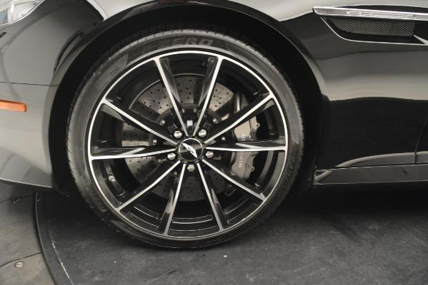 Used 2016 Aston Martin DB9 Convertible for sale Sold at Bugatti of Greenwich in Greenwich CT 06830 13