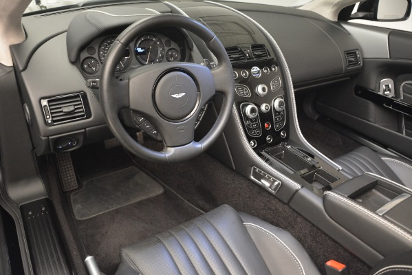 Used 2016 Aston Martin DB9 Convertible for sale Sold at Bugatti of Greenwich in Greenwich CT 06830 14