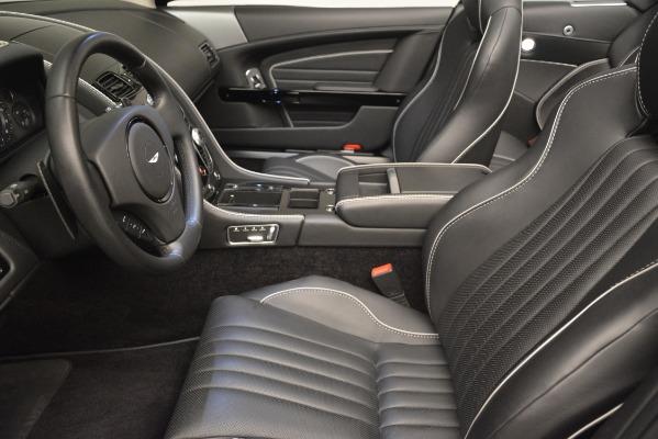 Used 2016 Aston Martin DB9 Convertible for sale Sold at Bugatti of Greenwich in Greenwich CT 06830 15