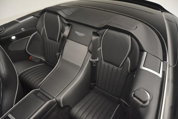 Used 2016 Aston Martin DB9 Convertible for sale Sold at Bugatti of Greenwich in Greenwich CT 06830 18
