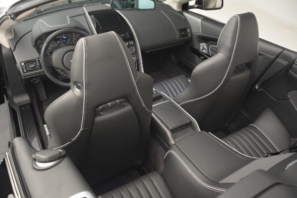 Used 2016 Aston Martin DB9 Convertible for sale Sold at Bugatti of Greenwich in Greenwich CT 06830 19
