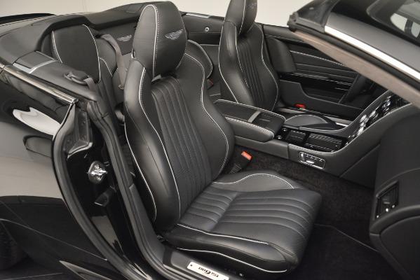 Used 2016 Aston Martin DB9 Convertible for sale Sold at Bugatti of Greenwich in Greenwich CT 06830 22
