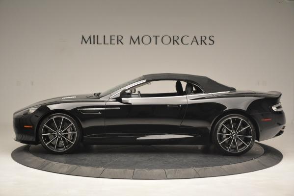 Used 2016 Aston Martin DB9 Convertible for sale Sold at Bugatti of Greenwich in Greenwich CT 06830 25