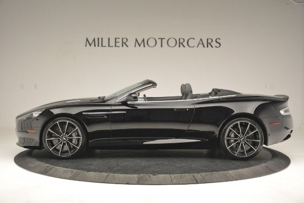 Used 2016 Aston Martin DB9 Convertible for sale Sold at Bugatti of Greenwich in Greenwich CT 06830 3