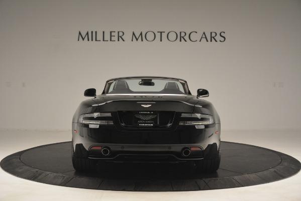 Used 2016 Aston Martin DB9 Convertible for sale Sold at Bugatti of Greenwich in Greenwich CT 06830 6