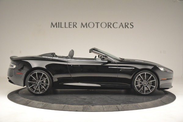 Used 2016 Aston Martin DB9 Convertible for sale Sold at Bugatti of Greenwich in Greenwich CT 06830 9