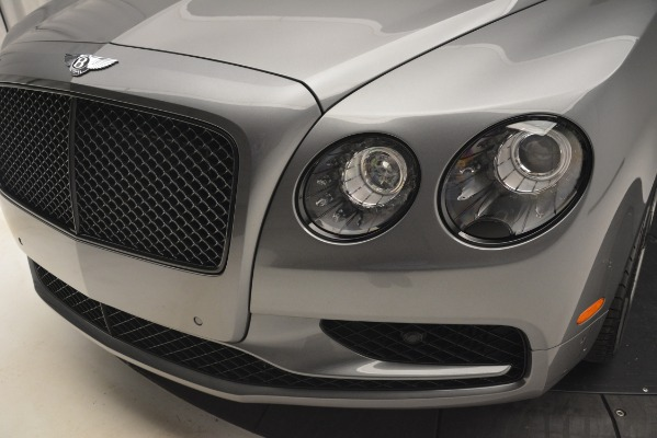 Used 2018 Bentley Flying Spur W12 S for sale Sold at Bugatti of Greenwich in Greenwich CT 06830 14