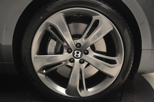 Used 2018 Bentley Flying Spur W12 S for sale Sold at Bugatti of Greenwich in Greenwich CT 06830 16
