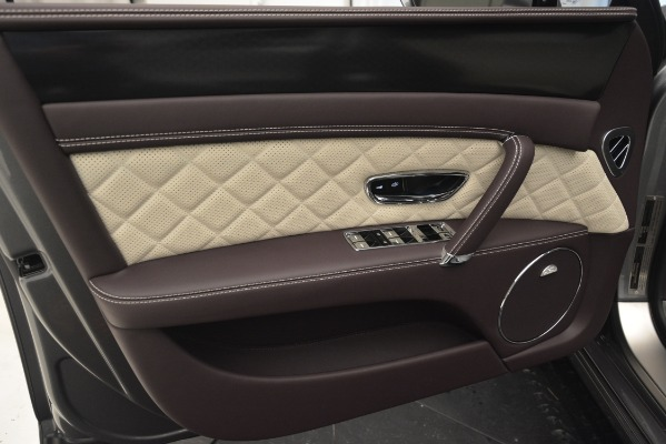 Used 2018 Bentley Flying Spur W12 S for sale Sold at Bugatti of Greenwich in Greenwich CT 06830 17