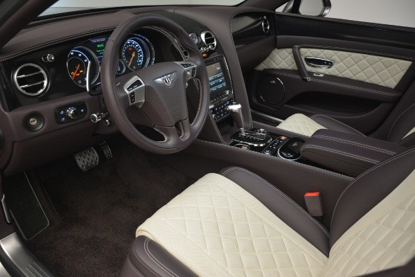 Used 2018 Bentley Flying Spur W12 S for sale Sold at Bugatti of Greenwich in Greenwich CT 06830 19
