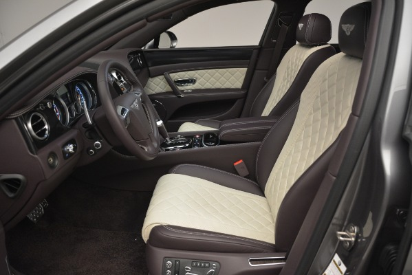 Used 2018 Bentley Flying Spur W12 S for sale Sold at Bugatti of Greenwich in Greenwich CT 06830 20