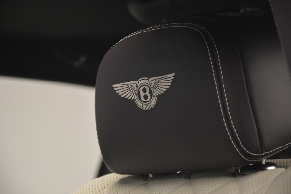 Used 2018 Bentley Flying Spur W12 S for sale Sold at Bugatti of Greenwich in Greenwich CT 06830 22