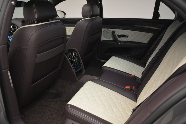 Used 2018 Bentley Flying Spur W12 S for sale Sold at Bugatti of Greenwich in Greenwich CT 06830 26