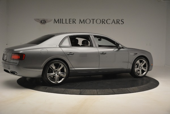 Used 2018 Bentley Flying Spur W12 S for sale Sold at Bugatti of Greenwich in Greenwich CT 06830 8