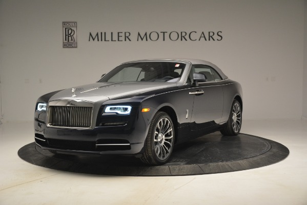 New 2019 Rolls-Royce Dawn for sale Sold at Bugatti of Greenwich in Greenwich CT 06830 10
