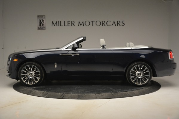 New 2019 Rolls-Royce Dawn for sale Sold at Bugatti of Greenwich in Greenwich CT 06830 2