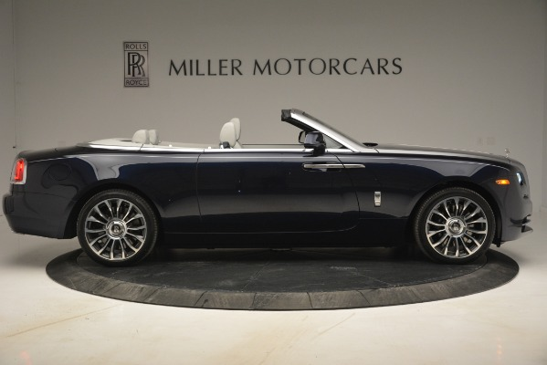 New 2019 Rolls-Royce Dawn for sale Sold at Bugatti of Greenwich in Greenwich CT 06830 6