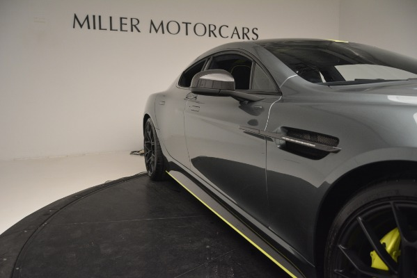 New 2019 Aston Martin Rapide AMR Sedan for sale $282,980 at Bugatti of Greenwich in Greenwich CT 06830 14