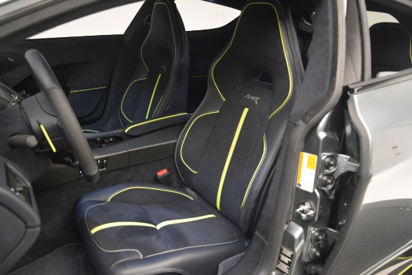 New 2019 Aston Martin Rapide AMR Sedan for sale $282,980 at Bugatti of Greenwich in Greenwich CT 06830 18