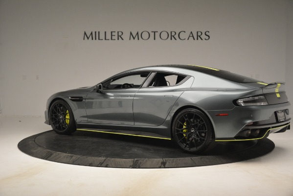 New 2019 Aston Martin Rapide AMR Sedan for sale $282,980 at Bugatti of Greenwich in Greenwich CT 06830 4