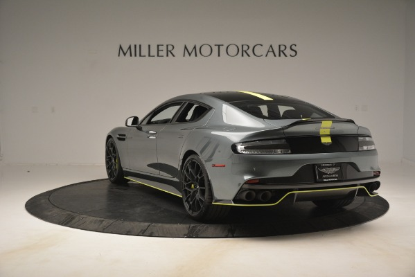 New 2019 Aston Martin Rapide AMR Sedan for sale $282,980 at Bugatti of Greenwich in Greenwich CT 06830 5