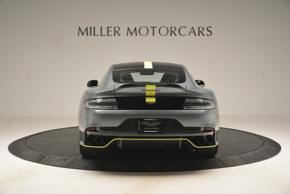 New 2019 Aston Martin Rapide AMR Sedan for sale $282,980 at Bugatti of Greenwich in Greenwich CT 06830 6