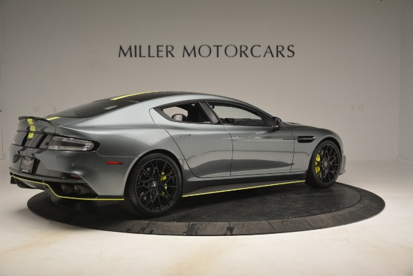 New 2019 Aston Martin Rapide AMR Sedan for sale $282,980 at Bugatti of Greenwich in Greenwich CT 06830 8