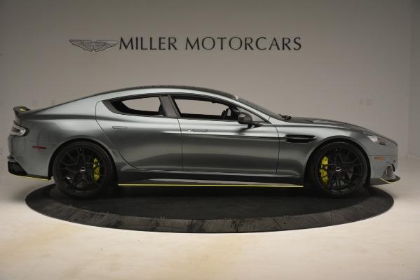 New 2019 Aston Martin Rapide AMR Sedan for sale $282,980 at Bugatti of Greenwich in Greenwich CT 06830 9