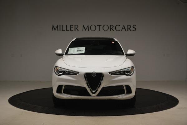 Used 2019 Alfa Romeo Stelvio Quadrifoglio for sale Sold at Bugatti of Greenwich in Greenwich CT 06830 13