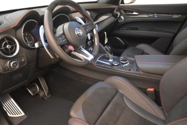 Used 2019 Alfa Romeo Stelvio Quadrifoglio for sale Sold at Bugatti of Greenwich in Greenwich CT 06830 14