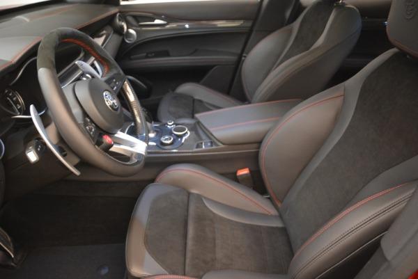 Used 2019 Alfa Romeo Stelvio Quadrifoglio for sale Sold at Bugatti of Greenwich in Greenwich CT 06830 15