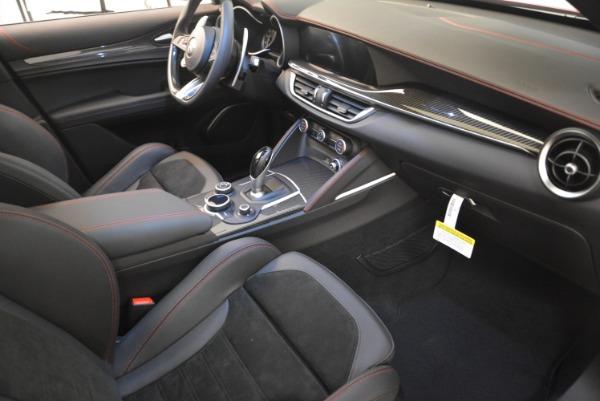 Used 2019 Alfa Romeo Stelvio Quadrifoglio for sale Sold at Bugatti of Greenwich in Greenwich CT 06830 20