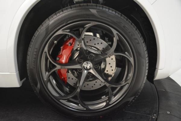 Used 2019 Alfa Romeo Stelvio Quadrifoglio for sale Sold at Bugatti of Greenwich in Greenwich CT 06830 25